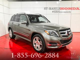 Used 2014 Mercedes-Benz GLK-Class BlueTEC + 4MATIC + TOIT PANO + WOW !! for sale in St-Basile-le-Grand, QC
