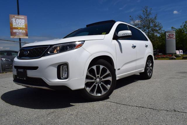 2014 Kia Sorento SX/SX Limited AWD/7SEAT/LEATHER/NAVI/RO