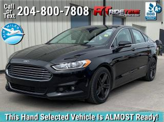 Used 2013 Ford Fusion Titanium for sale in Winnipeg, MB