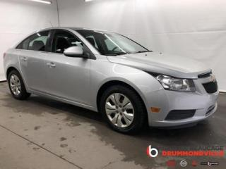 Used 2012 Chevrolet Cruze LT for sale in Drummondville, QC