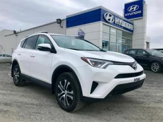 Used 2016 Toyota RAV4 AWD LE for sale in Matane, QC