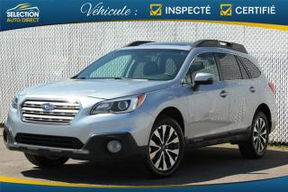 Used 2016 Subaru Outback 2.5i w-Limited Pkg for sale in Ste-Rose, QC