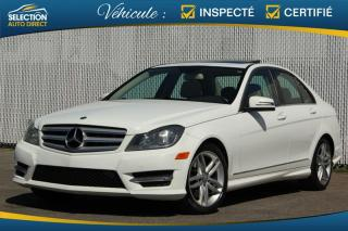 Used 2013 Mercedes-Benz C-Class C 300 Awd for sale in Ste-Rose, QC