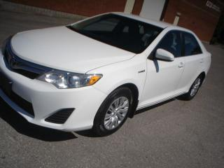 Used 2012 Toyota Camry HYBRID,LE,AUTO for sale in Mississauga, ON