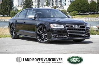 Used 2017 Audi S8 4.0T Plus NWB quattro 8sp Tiptronic for sale in Vancouver, BC