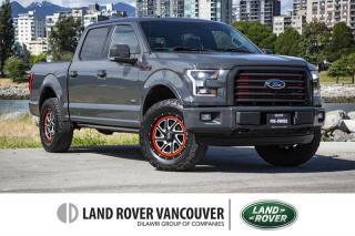Used 2016 Ford F-150 4x4 - Supercrew Lariat - 145