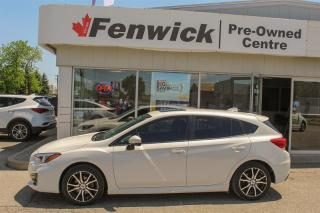 Used 2017 Subaru Impreza 5Dr Sport CVT w/ Tech for sale in Sarnia, ON