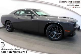 Used 2018 Dodge Challenger SXT PLUS - LEATHER SUNROOF for sale in Regina, SK