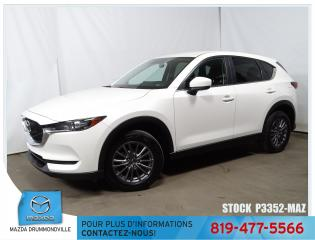 Used 2017 Mazda CX-5 GX|AWD|ÉCRANTACT|MAG|CAM|BLUETOOTH| for sale in Drummondville, QC
