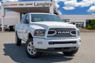 Used 2018 RAM 3500 Laramie *ROOF* *NAVI* for sale in Surrey, BC