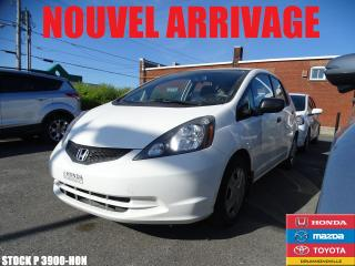 Used 2014 Honda Fit Dx-A +a/c+ +retour for sale in Drummondville, QC