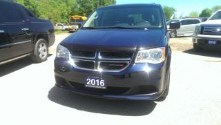 Used 2016 Dodge Grand Caravan SXT for sale in Cambridge, ON