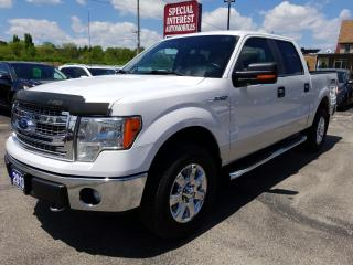 Used 2013 Ford F-150 XLT 4X4 !!  BLUE TOOTH !!  REAR CAMERA !! for sale in Cambridge, ON