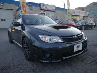 Used 2012 Subaru Impreza WRX STI w-Tech Pkg | One Owner | Sunroof | Navi for sale in Oakville, ON