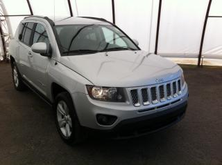 Used 2014 Jeep Compass Sport/North NORTH 4X4, ALUMINUM WHEELS, POWER WINDOWS/LOCKS/MIRRORS for sale in Ottawa, ON
