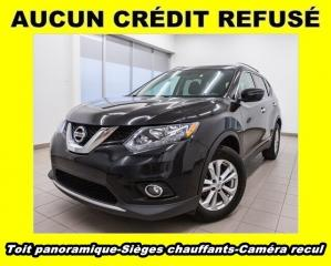 Used 2016 Nissan Rogue SV AWD SIÈGES CHAUFFANTS CAMÉRA RECUL *TOIT PANO* for sale in St-Jérôme, QC