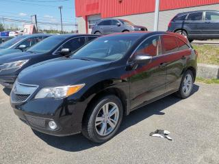 Used 2015 Acura RDX Traction intégrale 4 portes groupe techn for sale in Chicoutimi, QC