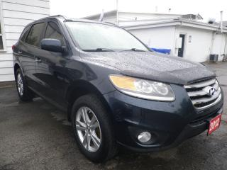Used 2012 Hyundai Santa Fe LIMITED for sale in Fort Erie, ON
