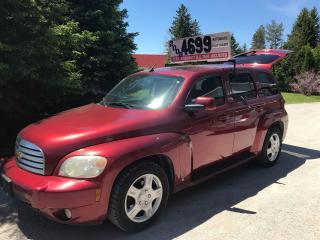 Used 2008 Chevrolet HHR LT for sale in Oro Medonte, ON