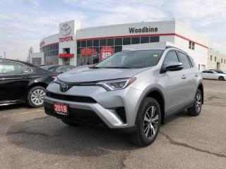 Used 2018 Toyota RAV4 Le Fwd Bluetooth for sale in Etobicoke, ON