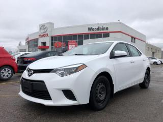 Used 2014 Toyota Corolla BACK UP CAMERA for sale in Etobicoke, ON