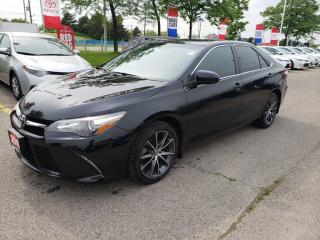 Used 2015 Toyota Camry XLE Backup Camera Alloy Wheels for sale in Etobicoke, ON