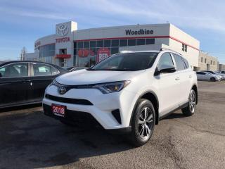 Used 2018 Toyota RAV4 LE FWD | Back Up Camera for sale in Etobicoke, ON