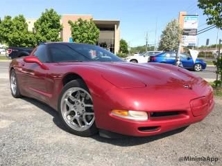 Used 1998 Chevrolet Corvette for sale in Drummondville, QC