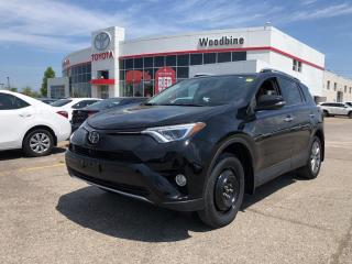 Used 2016 Toyota RAV4 LEATHER for sale in Etobicoke, ON