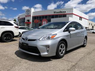 Used 2015 Toyota Prius - for sale in Etobicoke, ON