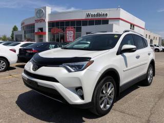 Used 2017 Toyota RAV4 LIMITED  for sale in Etobicoke, ON