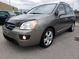 Used 2009 Kia Rondo 4dr Wgn I4 EX w/3rd Row for sale in Burlington, ON