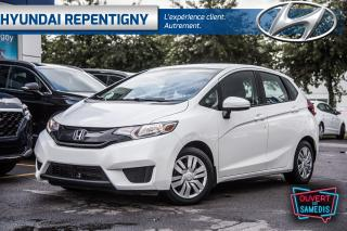 Used 2017 Honda Fit Lx A/c, Caméra De for sale in Repentigny, QC