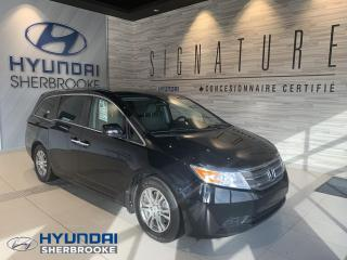 Used 2013 Honda Odyssey EX+8 PLACES+CAMERA+BANCS CHAUFF+BLUETOOT for sale in Sherbrooke, QC