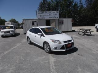 Used 2012 Ford Focus SE for sale in Elmvale, ON