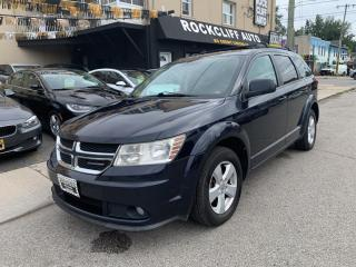 Used 2011 Dodge Journey FWD 4DR SXT for sale in Scarborough, ON