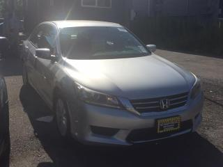 Used 2014 Honda Accord Sedan 4dr I4 CVT LX for sale in Scarborough, ON