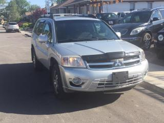 Used 2008 Mitsubishi Endeavor AWD 4dr SE for sale in Scarborough, ON