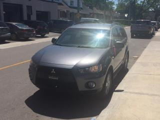 Used 2011 Mitsubishi Outlander 4WD 4dr ES for sale in Scarborough, ON