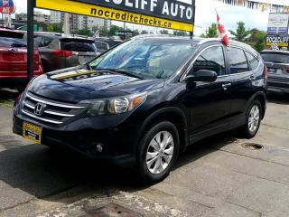 Used 2014 Honda CR-V AWD 5dr Touring for sale in Guelph, ON