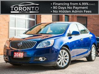Used 2013 Buick Verano 4dr Sdn Convenience for sale in North York, ON