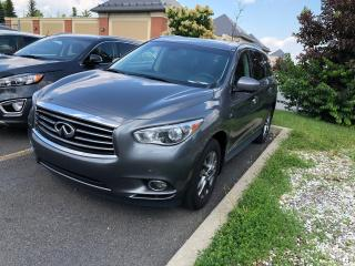 Used 2015 Infiniti QX60 Awd Gps for sale in Ste-Julie, QC