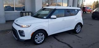 New 2020 Kia Soul 6 MTHS NO PYMT LX; ADVANCED SAFETY, BLUETOOTH, BACKUP CAM, AND MORE for sale in Edmonton, AB