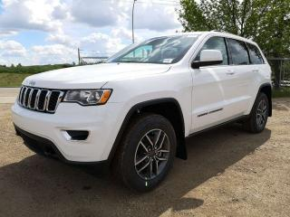 New 2019 Jeep Grand Cherokee Laredo for sale in Edmonton, AB