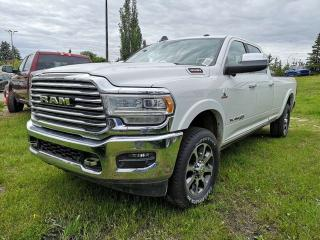 New 2019 RAM 3500 Longhorn 4x4 Crew Cab for sale in Edmonton, AB