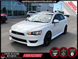 Used 2014 Mitsubishi Lancer SE LIMITED TOIT OUVRANT MAGS 18 PO for sale in St-Jérôme, QC