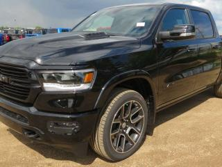 New 2019 RAM 1500 Laramie 4x4 Crew Cab for sale in Edmonton, AB