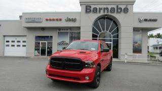 Used 2019 RAM 1500 CREW CAB NIGHT EDITION ECRAN 8.4 TRANSMI for sale in Napierville, QC