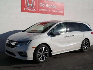 New 2019 Honda Odyssey TOUR for sale in Edmonton, AB