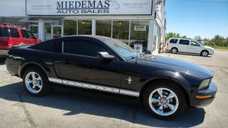 Used 2007 Ford Mustang PONY PKGE for sale in Mono, ON